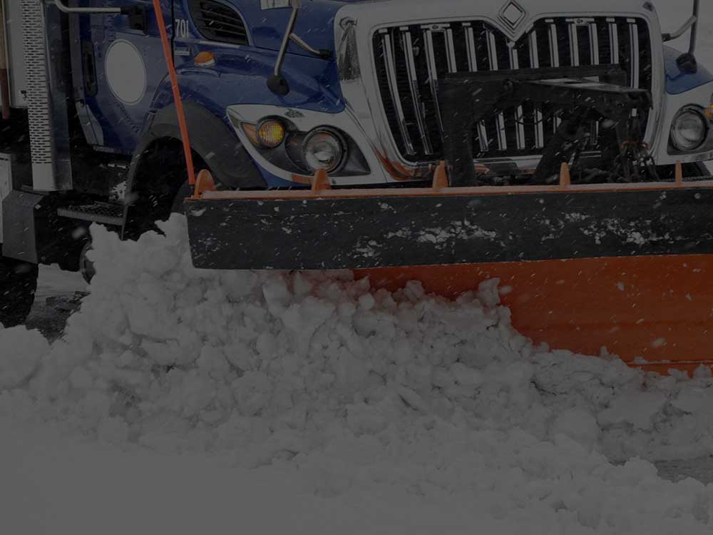 Bushland Commercial Snow Removal