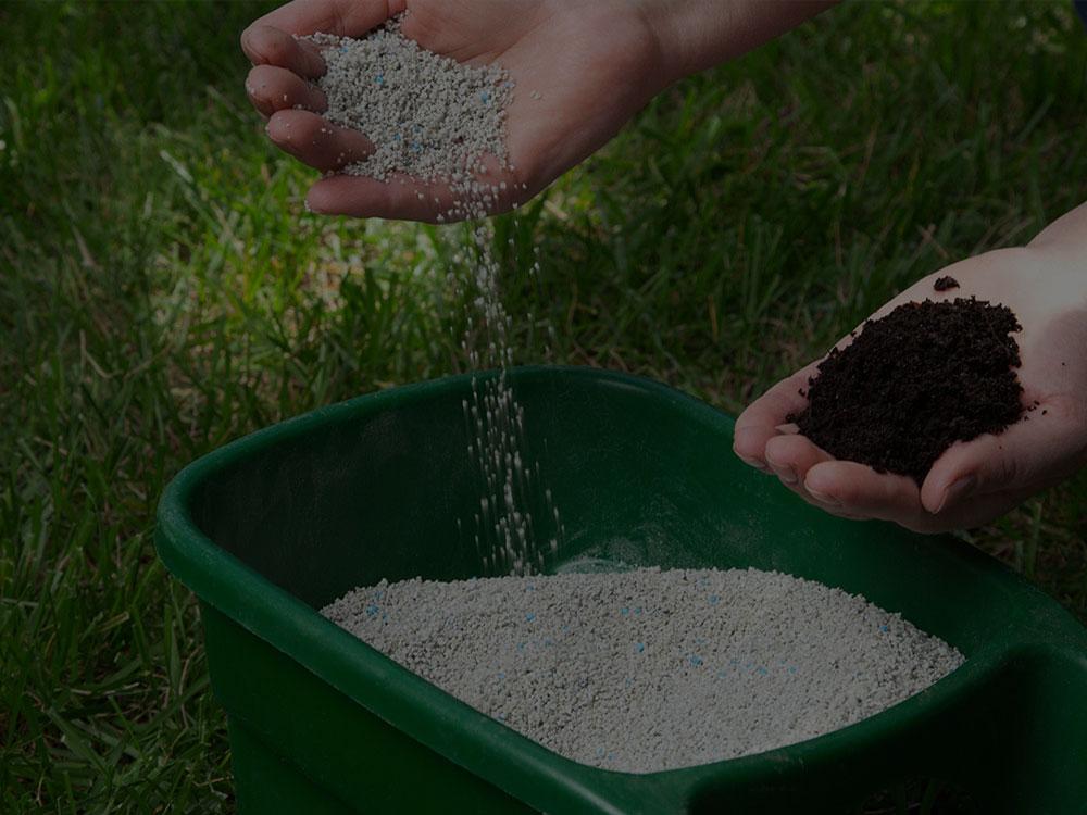 Bushland Fertilization