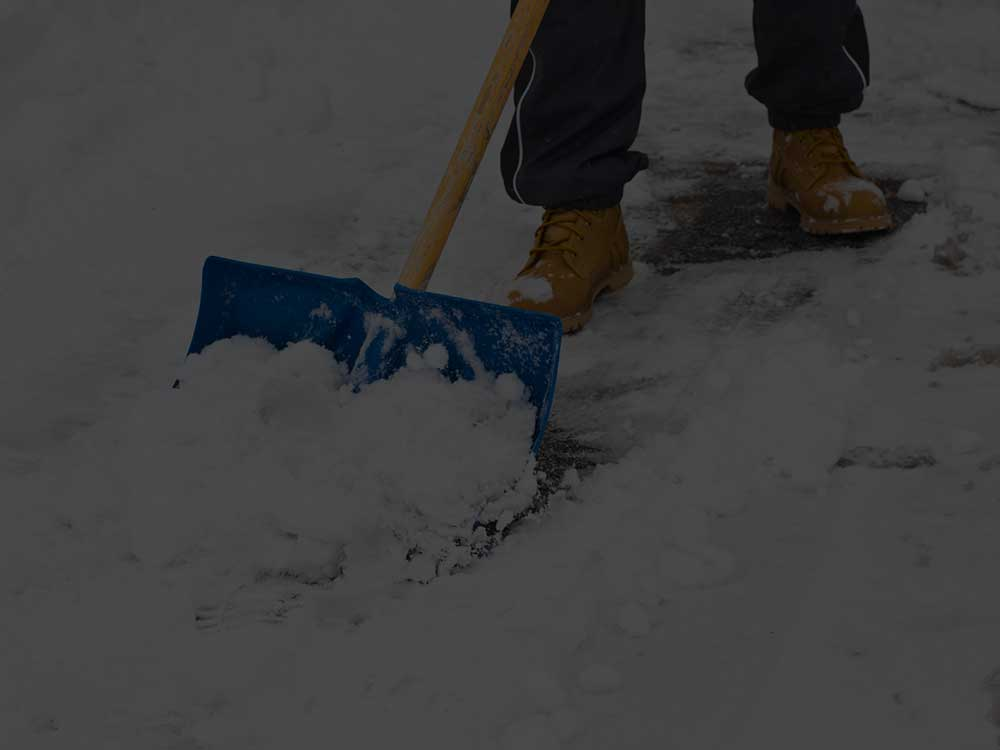 Bushland Residential Snow Removal
