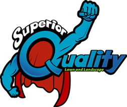 Superior Quality Lawn And Landscape Logo